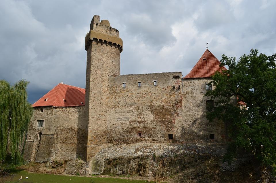 hrad ve Strakonicích