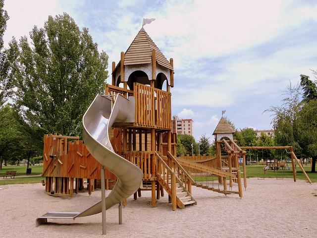 hra v parku