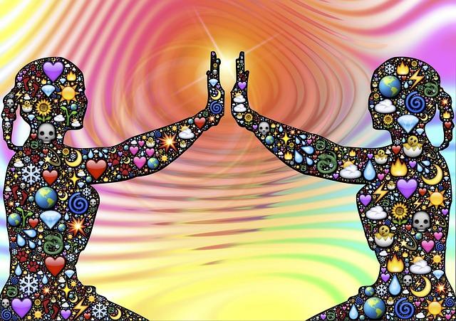 harmonie života, energie