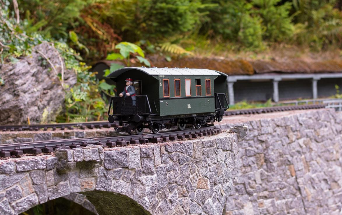 vlak a koleje