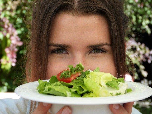 zeleninový salád